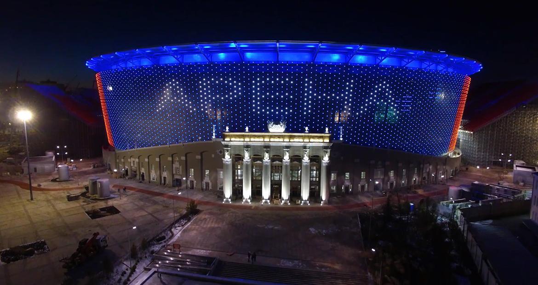 Стадион Екатеринбург Арена