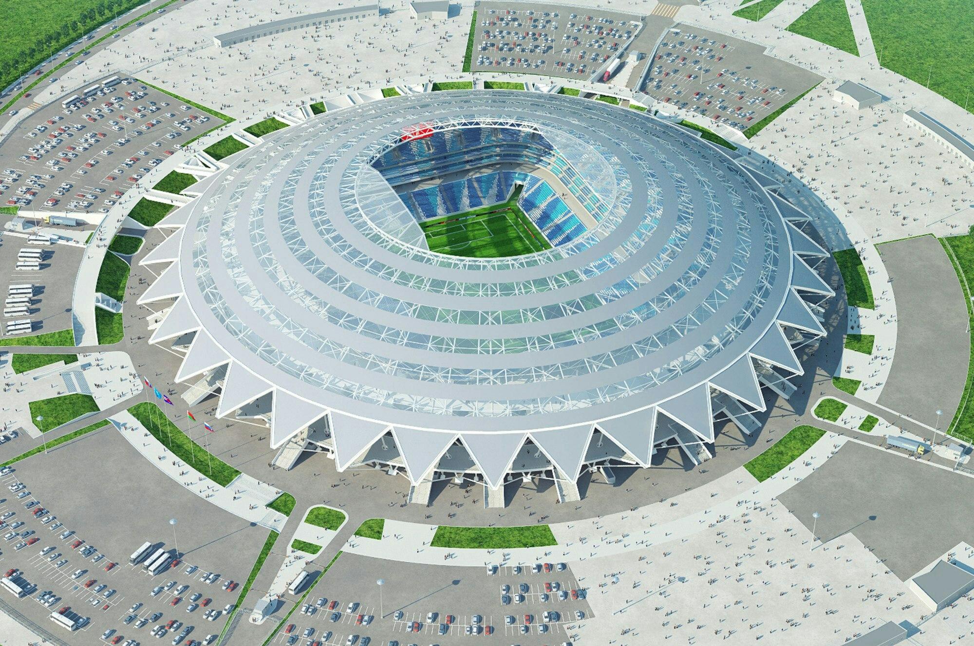 Картинки стадиона самара
