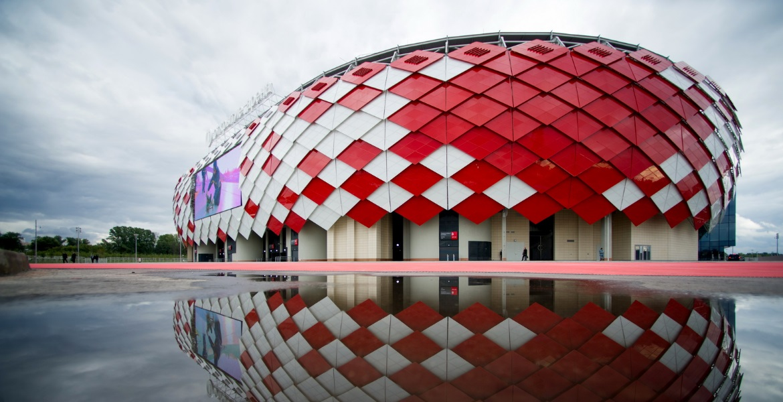 Стадион Спартак (Открытие Арена)