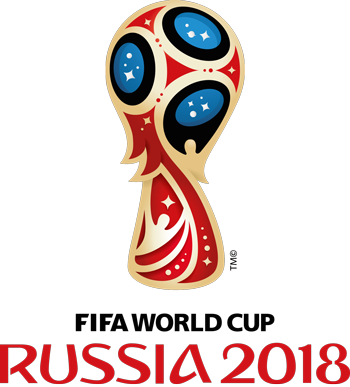 ЧМ 2018 по футболу (логотип)