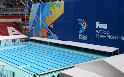 «Казань Арена» бассейн