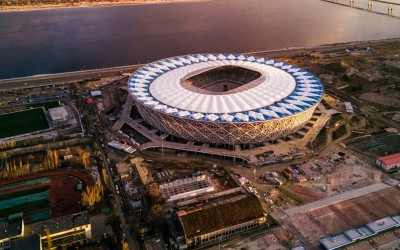 Волгоград Арена 4