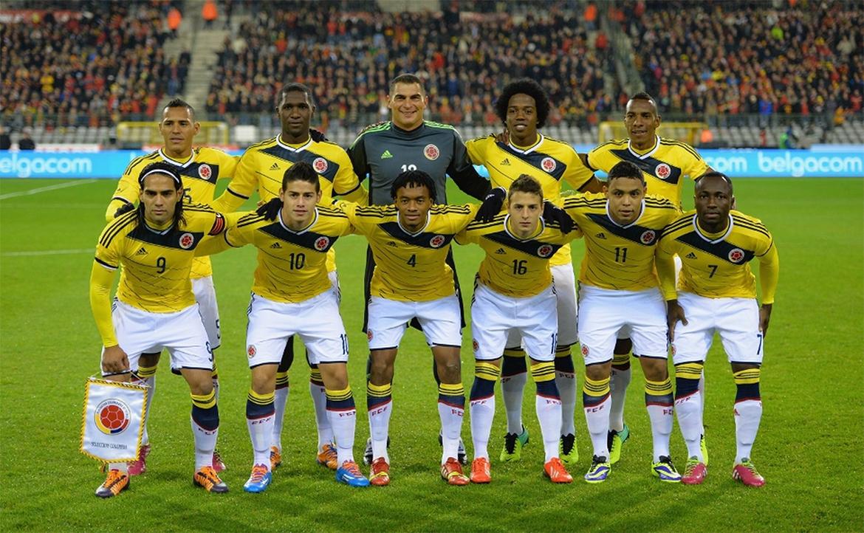 Состав сборной Колумбии