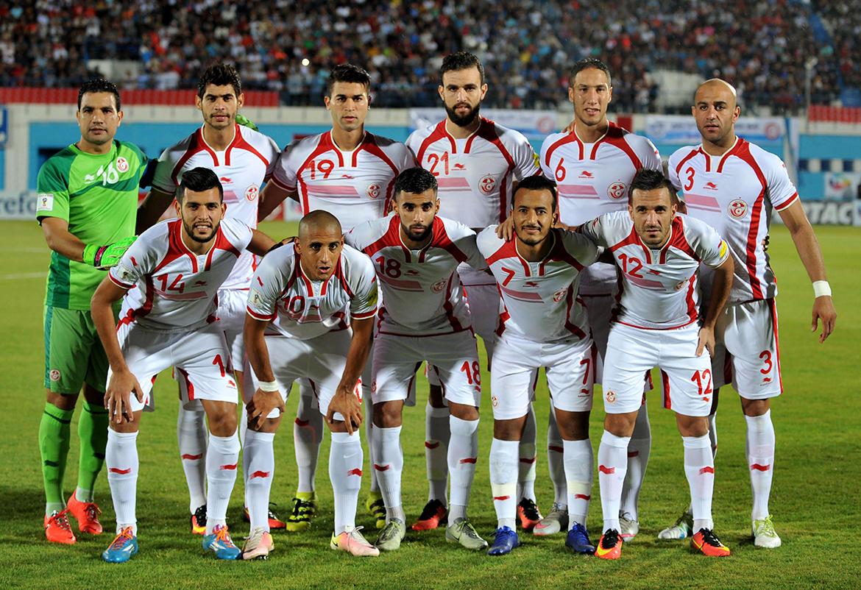 Состав сборной Туниса по футболу