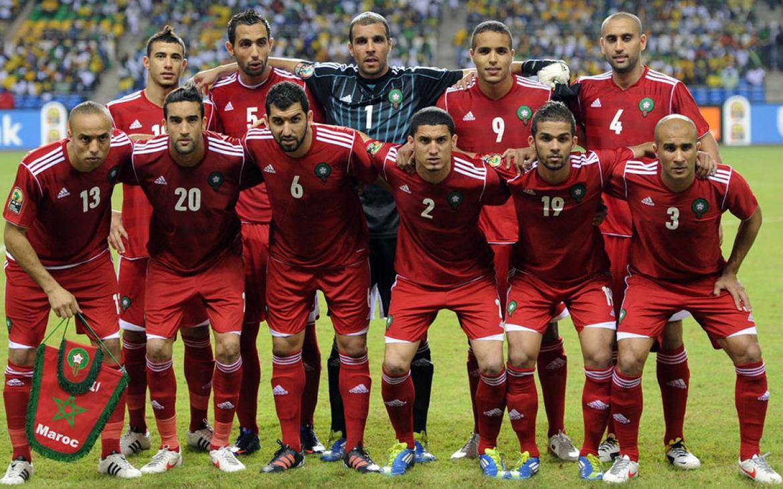 Национальная сборная Марокко