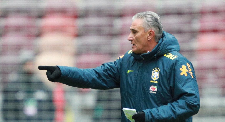 Главный тренер сборной Бразилии