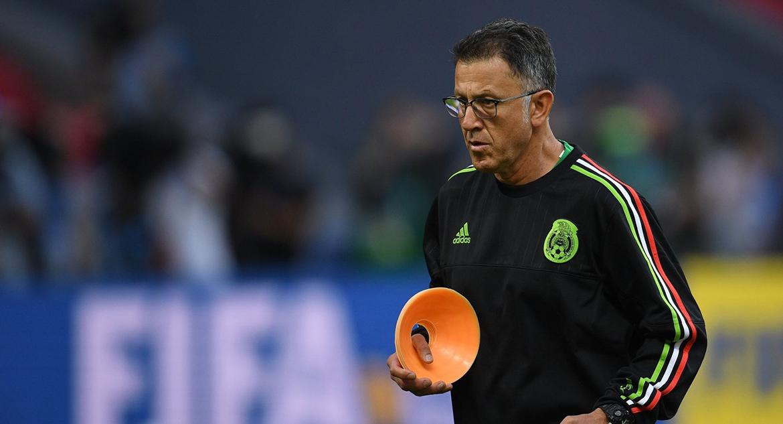Главный тренер сборной Мексики - Хуан Карлос Осорио