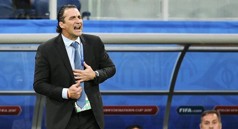 Главный тренер сборной Саудовской Аравии - Хуан Антонио Пицци