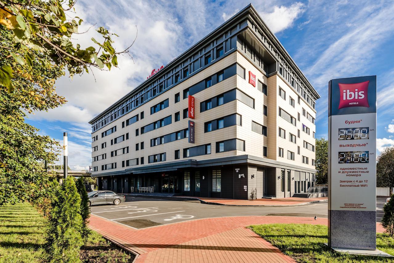 Отель французской сети «Ibis»