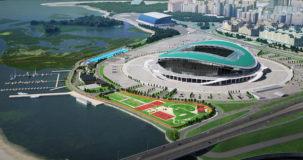 Казанский стадион