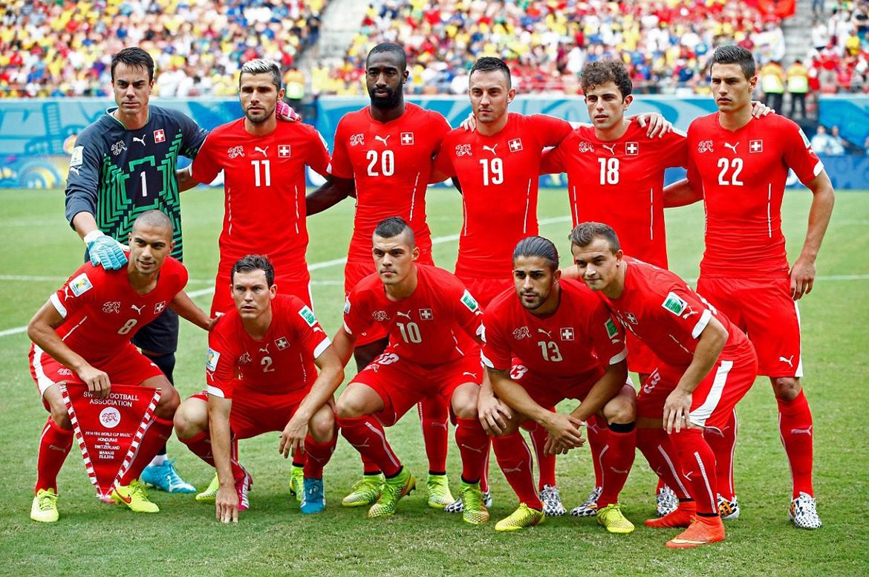 Национальная сборная Швейцарии
