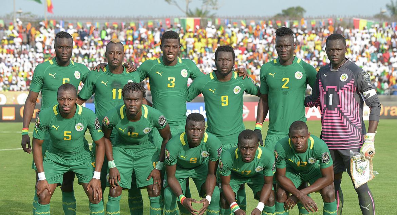 Футбольная команда Сенегала