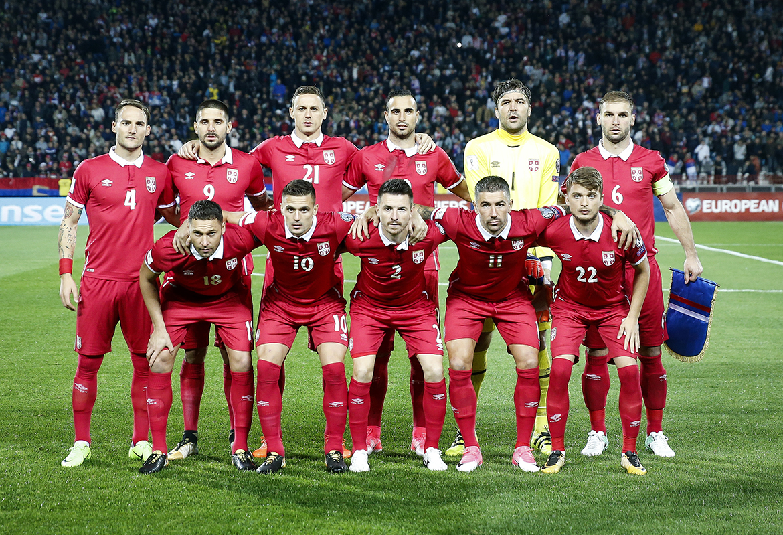 Отряд Сербия