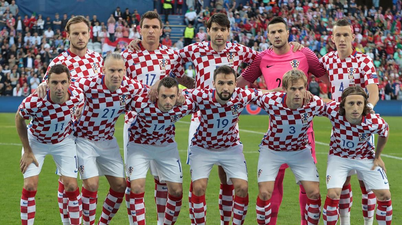Состав сборной Хорватии на чемпионате мира