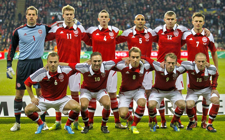 Команда Дания
