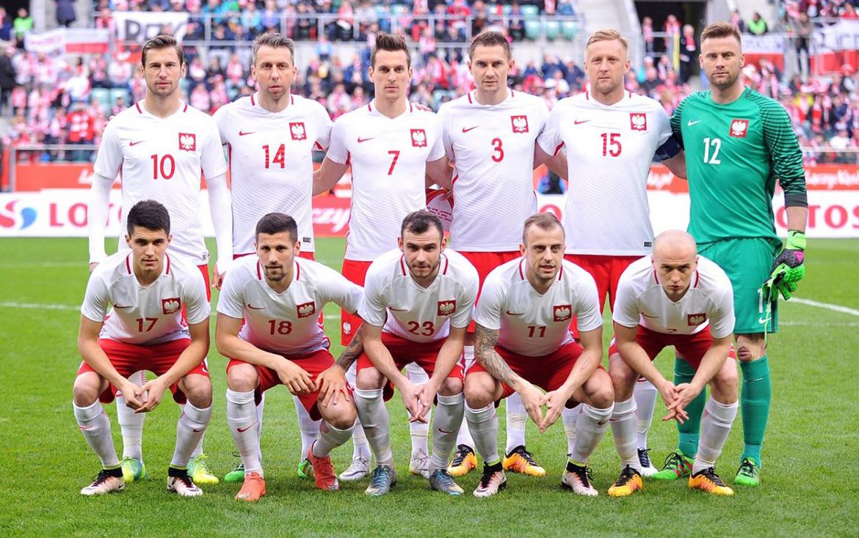 Команда Польша