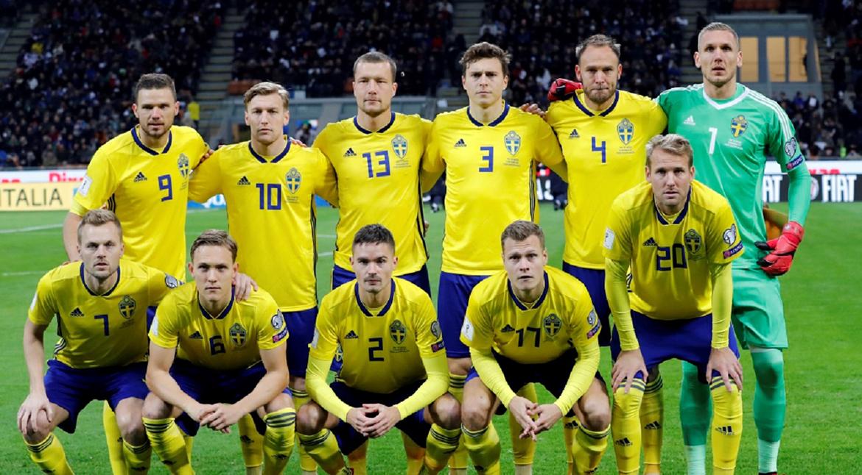 Состав Шведской сборной по футболу