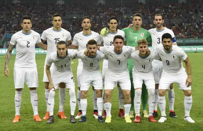 Футбольная команда Уругвая