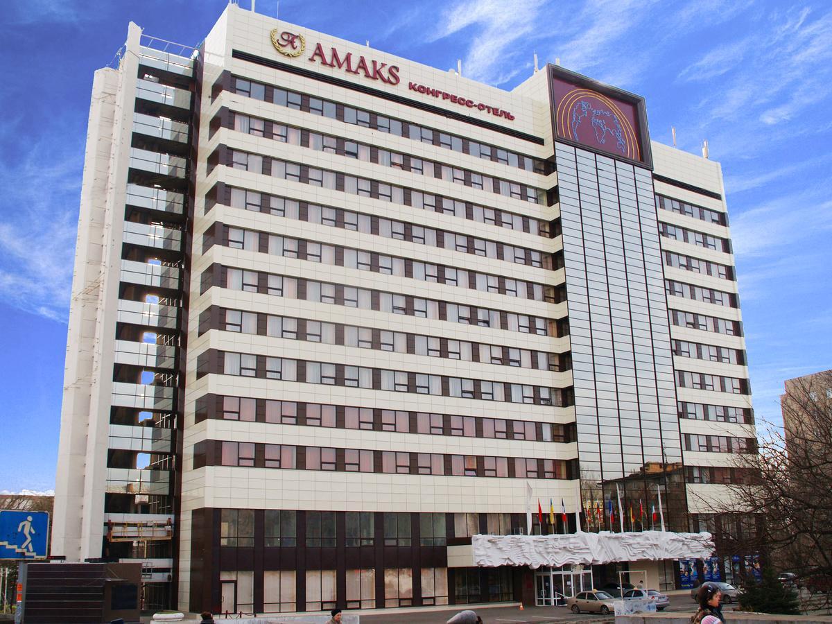 Отель «Amaks»